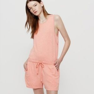Lou & Grey Signature Soft Terry Romper